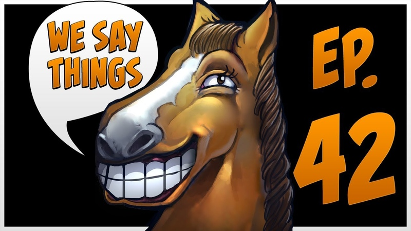 We Say Things 42 with special guest Gorgc