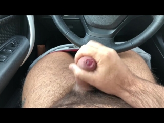 g #usa #bear #outdoor #wank Emello #21 Little handjob in a trucker park and as you can see some curious turn around to come wa