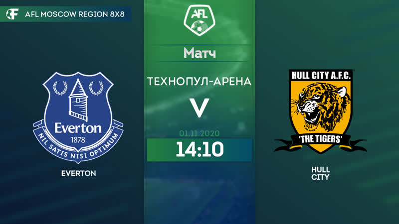 Everton - Hull City