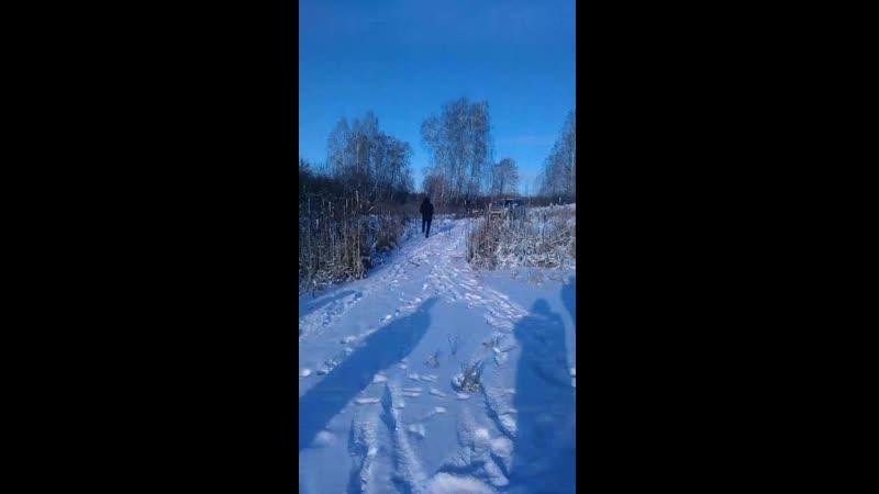 15 11 Ашер едет по льду