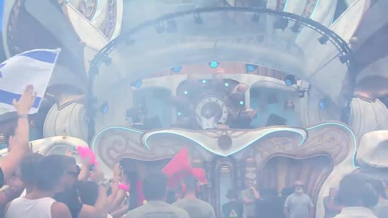 Vini Vici Tomorrowland Belgium 2018