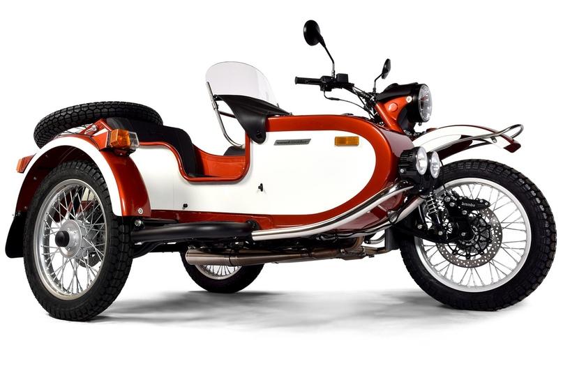 Мотоцикл Ural Weekender SE 2020