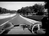 1956 Le Mans - Mike Hawthorn - Jaguar Onboard - Test Drive with cam