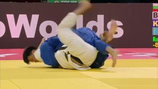 81 келі: Ivaylo Ivanov (BUL) vs. Дидар Хамза (KAZ)