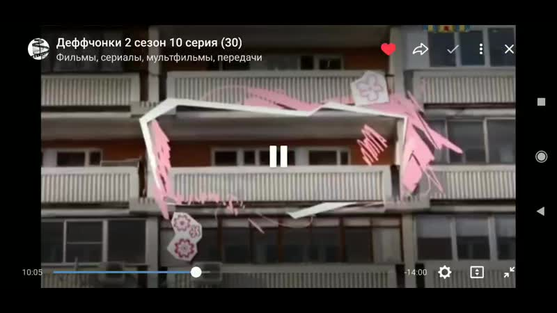 Василиса и Маша лопают Шарик Сериал Деффчонки