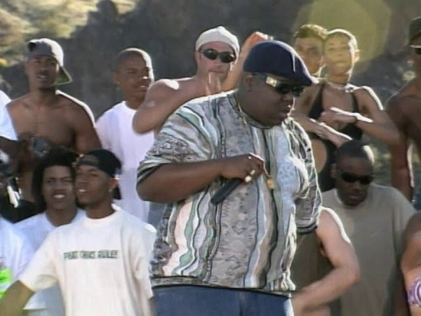 The Notorious B I G Juicy Live at MTV Spring Break 1995 Official Video