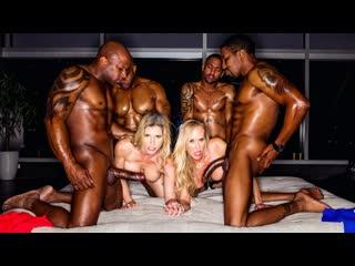 Cory chase, brandi love bbc club milf big tits ass hardcore blowjob group sex standing doggystyle, porn