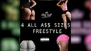 KING DEMI 4 ALL A$$ SIZES FREESTYLE OFFICIAL AUDIO