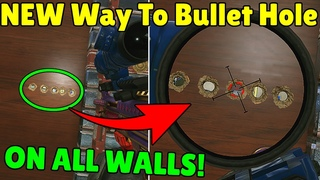*NEW* Bullet Holes Are BACK And Ubisoft Must Fix It In Operation Crystal Guard - Rainbow Six Siege