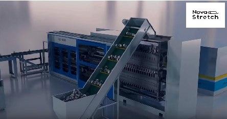 Процесс производства клейкой ленты