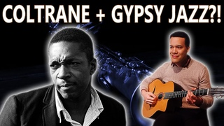 Challenge: play Coltrane's Naima with only Gypsy Jazz Licks. Is it possible?