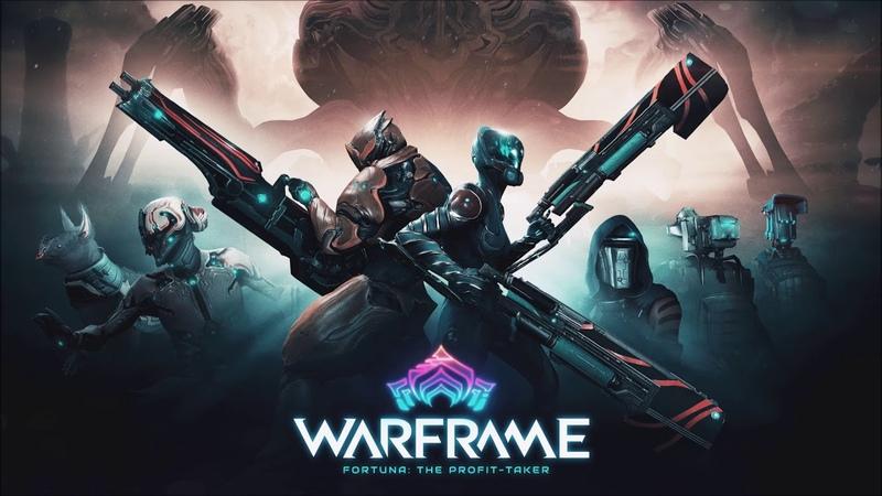 Warframe OST The Profit Taker Fortuna Part 2 Login Music