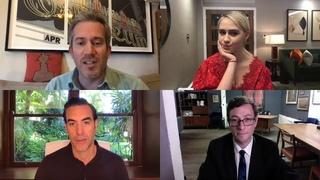 Borat Subsequent Moviefilm Q&A with Sacha Baron Cohen, Maria Bakalova & Jason Woliner