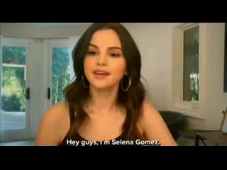 Selena Gomez - Texas Voting