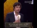 Christian Drosten beim deutschen Radiopreis 2020