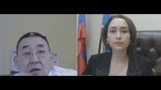 Якутский депутат на рабочем заседании отчитал министра за декольте