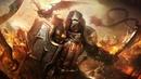 Хардкор БИЛД №3 - №3 - Рыцарь Смерти СолдатНекр, танк со щитом, урон Здоровью, Grim Dawn