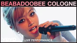 Beabadoobee - Cologne (Live) | Vevo Studio Performance
