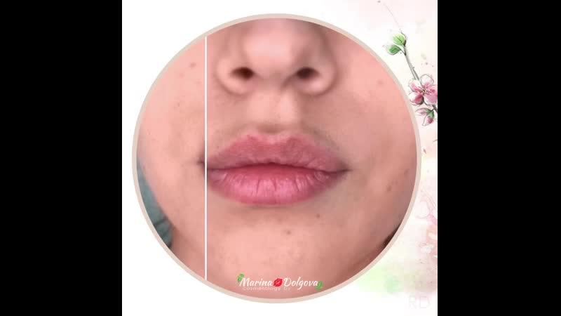 Сладкие губки 🍭 для нашей красавицы 😍