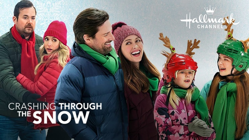 Preview Crashing Through the Snow Hallmark Channel