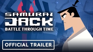 Samurai Jack: Battle Through Time - Official Release Date Trailer