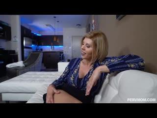 [PervMom] Amber Chase - Undressed To Impress (NewPorn, Big Tits, Boobs, Ass, Blowjob, Handjob, Milf, POV, Stepmother, Stepson)