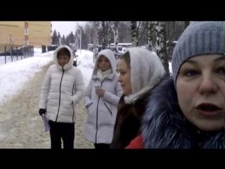 Загрязнение реки Скалба (собрание рабочей группы в Зеленоградском)