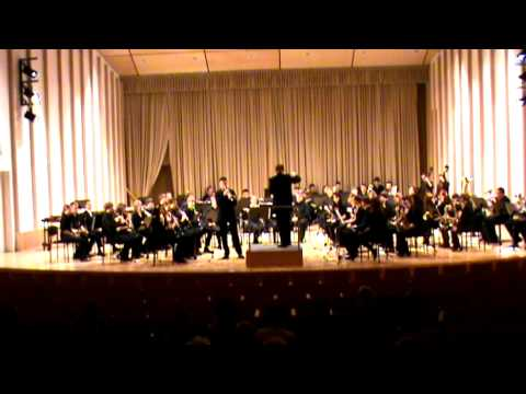 F Thomé FANTASY FOR TRUMPET Miha Salobir Wind Orchestra of KGBL