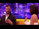 Jamie Dornans The Jonathan Ross Show
