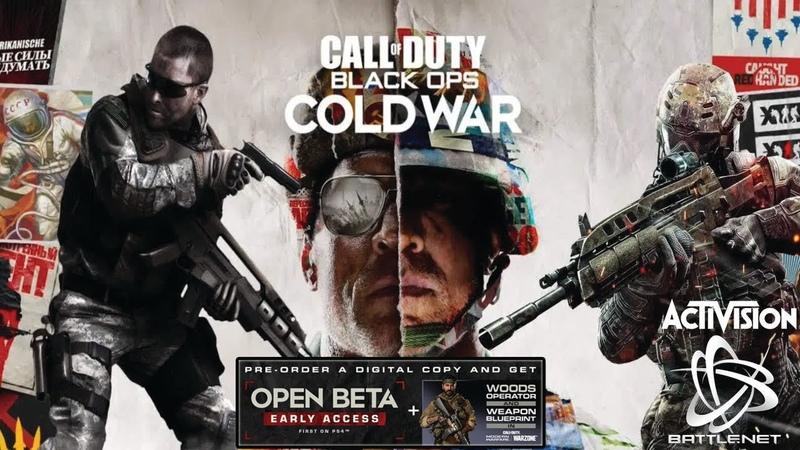 Call of Duty Black Ops Cold War Resmi Diumumkan