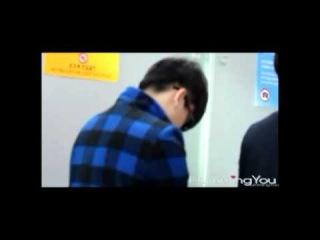 [Fancam] 141028  @ Incheon Airport (Youngjae & Jongup focused)