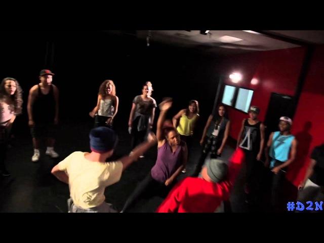 Keaira Lashae Frankie Day2Night @Day2NightSeries NEW WEBSHOW Choreography by Dejan Tubic