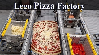 Lego Pizza Factory