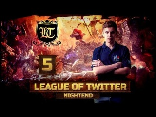 League of Twitter №5