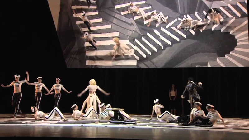 Choré Jean Christophe Maillot Les Ballets de Monte Carlo