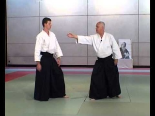 Aikido demonstration - extension du ki