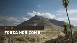 Forza Horizon 5 - biomes