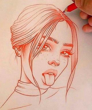 drawings of people - 837×997