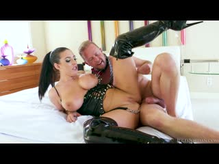 [JulesJordan] Angela White [анал Big Tits Bondage Deep Throat Facial Natural девочк порно Секс жоп попк Очко трах ass anal DP]