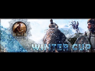 Winter Cup TW Rome 2 SH Monstro das Punhetas vs Betrer Olthorion casted by deve