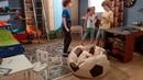 Светофоровы. Сенька, Димка и Тая раскручивают дедушкин блог! Репетиция с режиссером.
