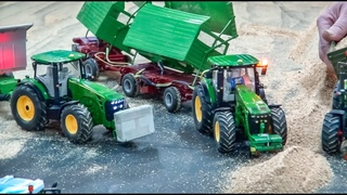 UNBELIEVABLE MODIFIED RC TRACTORS AND FARMING EQUIPMENT! JOHN DEERE, FENDT, CLAAS AND MORE!