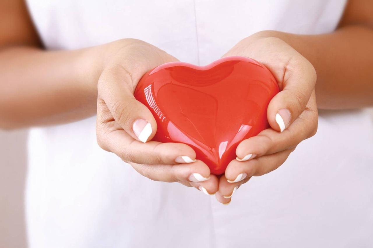 статья начинается фото картинка сердце в ладонях том, что
