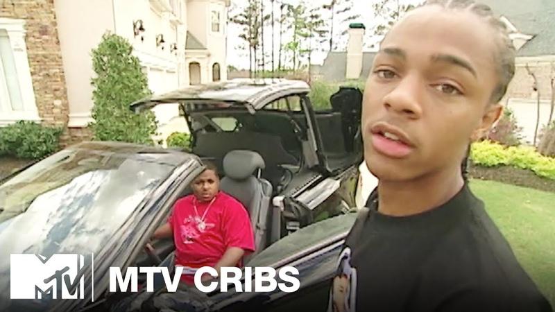 Bow Wow's Atlanta Mansion MTV Cribs