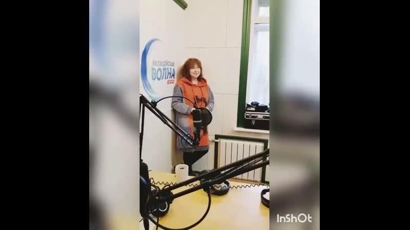Екатерина Семёнова приняла участие в шоу Вечерний Дозор на радио Милицейская Волна Эфир скоро