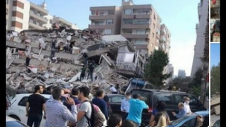 Greece Rocked by Powerful M7.0 Earthquake, Tsunami Warning Issued As Buildings Collapse
