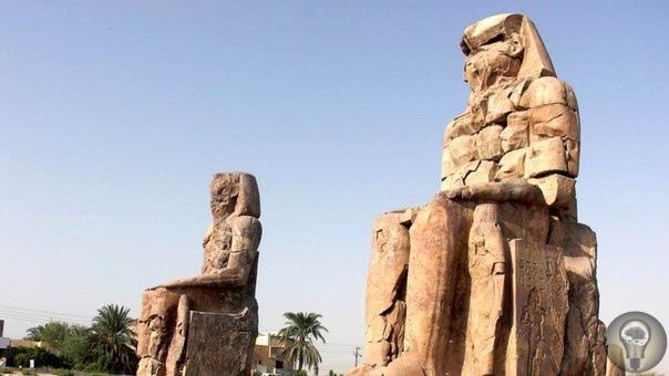Некрополь и Колоссы Мемнона Египет это страна, в которой можно встретить множество различных древних монументов. Колоссы Мемнона являются интересным артефактом Древнего Египта, но к нему они не