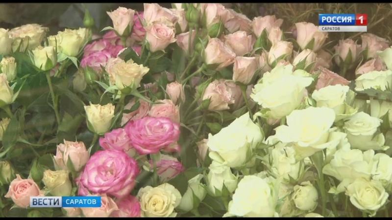 В преддверии главного праздника весны в цветочных магазинах ажиотаж