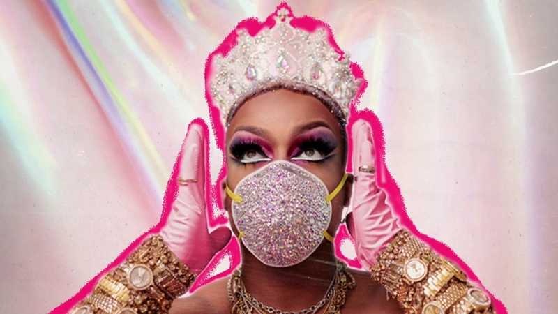 Mask Gloves Soap Scrubs Official Lyric Video by Todrick Hall