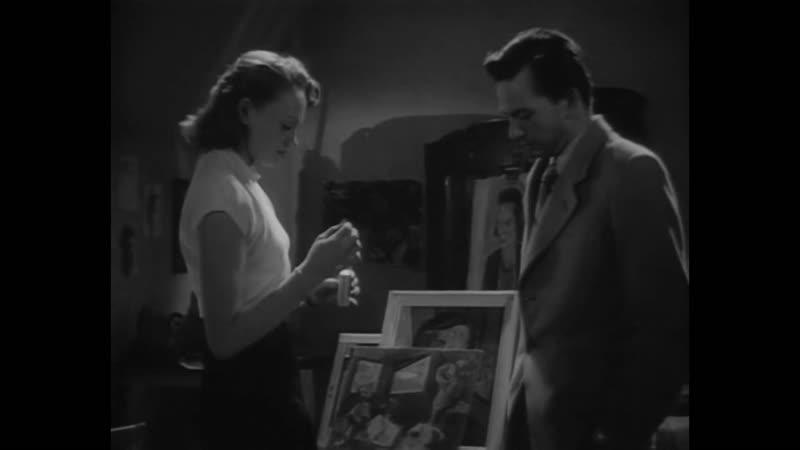 Женщина без лица Kvinna utan ansikte 1947 Режиссер Густаф Муландер Сценарий Ингмар Бергман
